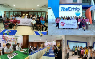 Von Bundit Co., Ltd., Khun Thale Branch, joined the meeting with the Corporate Social Responsibility Promotion Center of Surat Thani Province (CSR Surat Thani Center) No. 2/2020.
